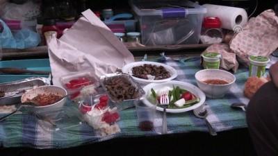 Kapıkule'de iftar, Sırbistan'da sahur - EDİRNE