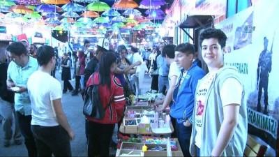 Keçirören'de ramazan coşkuyla karşılandı