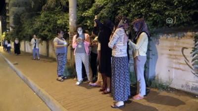 KYK yurtlarındaki öğrencilerden İsrail'e protesto - ADIYAMAN