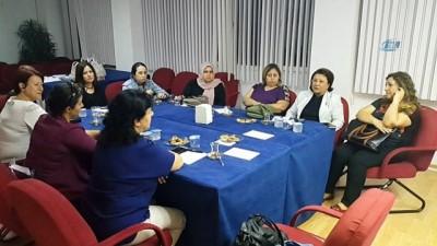 Ödemişli kadınlardan istiridye mantarı projesi