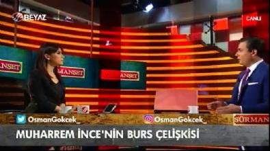 Osman Gökçek: CHP bursları keserken İnce'nin sesi çıkmadı