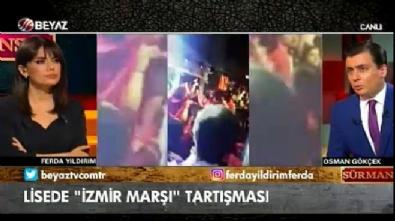 ferda yildirim - Osman Gökçek: İzmir Marşı'nı siysallaştırdılar
