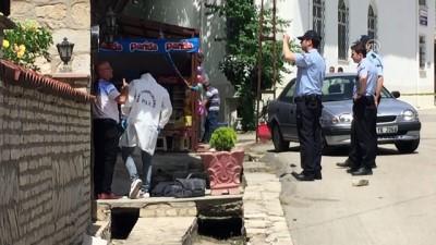 silahli saldiri - Otel çalışanına silahlı saldırı - KARABÜK
