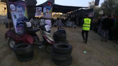 Tekerlekli sandalyeye dökülen kan: Fadi Ebu Salah - GAZZE