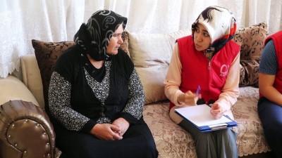 psikolojik destek - Terör mağduru ailelere devlet şefkati - HATAY