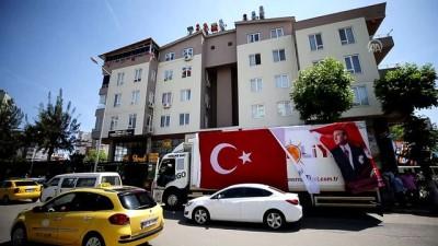 Antalya'dan Filistinli çocuklara yardım