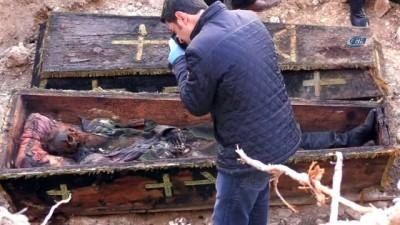 Ardahan'da bulunan Rus General'in naaşı sahipsiz kaldı