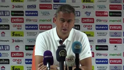 Aytemiz Alanyaspor-Antalyaspor maçının ardından - ANTALYA