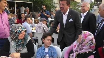 """Bakan Zeybekci: """"Onların hedefi Kudüs filan değil, onların hedefi biz"""""""