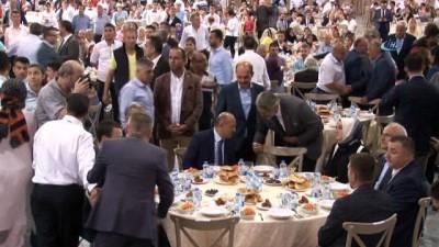 """Başbakan yardımcısı Fikri Işık:""""İstiyoruz ki tüm insanların Kudüs'te Osmanlı döneminde bulduğu huzur, tekrar yeşersin"""""""