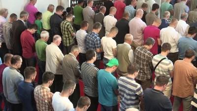 Bosna Hersek'te Filistinli şehitler için gıyabi cenaze namazı - SARAYBOSNA