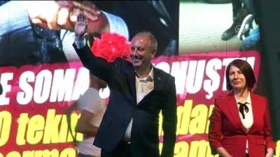 CHP'nin cumhurbaşkanı adayı İnce, Avcılar'da iftara katıldı - İSTANBUL
