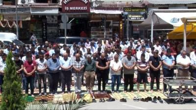 Filistinliler için gıyabi cenaze namazı