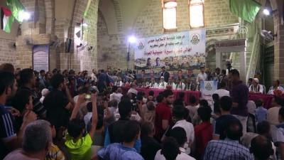 Heniyye: 'Gazze ablukasının kaldırılması için ciddi girişimler var' - GAZZE
