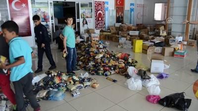 İhtiyaç sahibi 3 bin 500 aileye gıda yardımı ulaştırıldı - BATMAN
