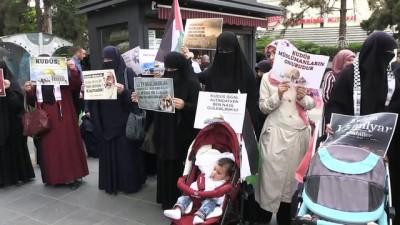 argo - İsrail'in Gazze'deki katliamına tepkiler - KAYSERİ
