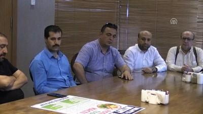 Malatya'da tatlıcılardan 'fıstık' boykotu
