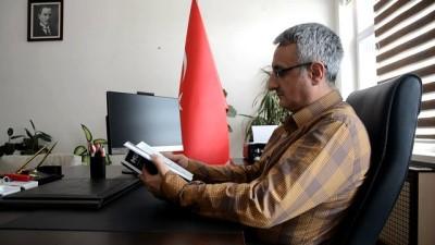 'Muhabir' kitabı gazetecilik öğrencilerinin temel kaynağı oldu - ERZURUM
