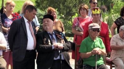 Özbekistan'da Kırım Tatar sürgünü anma töreni - TAŞKENT