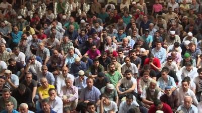 Ramazan ayının ilk cuma namazı kılındı - BURSA