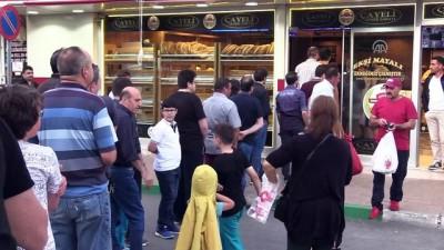 maneviyat - Ramazanda mahalleyi buluşturan tatlı telaş: 'Ramazan pidesi' - KIRKLARELİ