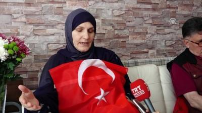 Türk bayrağını teröristlere vermeyen Kubal: 'Bayrak namustur' - LONDRA
