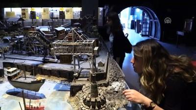 Türkiye'nin ilk taş kömürü müzesi yer altına tanıklık ediyor - ZONGULDAK