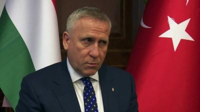 'Türkiye ve Avrupa'nın geleceği birbirinden ayrılamaz' - ANKARA