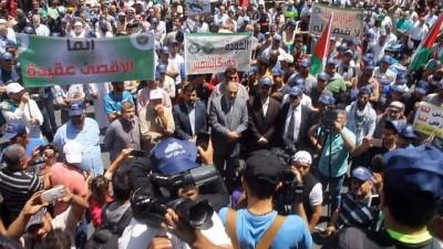 - Ürdünlüler Abd'yi Protesto Etti