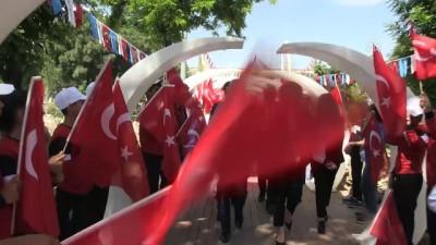 19 Mayıs Atatürk'ü Anma, Gençlik ve Spor Bayramı - BATMAN
