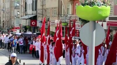 19 Mayıs Atatürk'ü Anma, Gençlik ve Spor Bayramı - KARAMAN