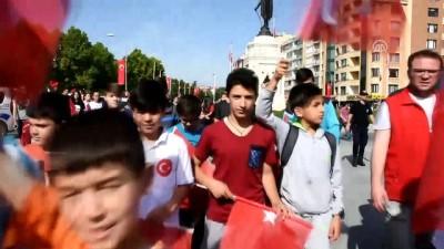 19 Mayıs Atatürk'ü Anma, Gençlik ve Spor Bayramı - KONYA