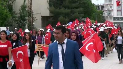 19 Mayıs Atatürk'ü Anma, Gençlik ve Spor Bayramı kutlamaları - BURDUR