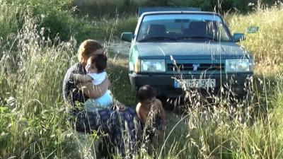 Ailesiyle piknik yaparken ırmağa düşen 5 yaşındaki çocuk kayboldu