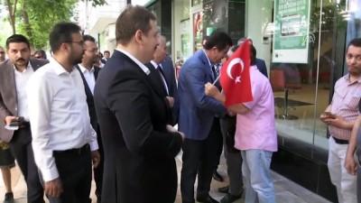 Bakan Zeybekci: 'ABD'nin bu konudaki tutumuna Türkiye olarak sessiz kalamazdık' - DENİZLİ