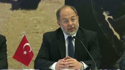 yardim kampanyasi - Başbakan Yardımcısı Akdağ: 'Bütün Türk halkının, milletimizin, 81 milyonun desteğini bekliyoruz' - İSTANBUL