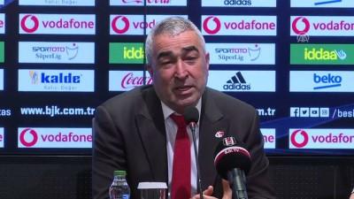 Beşiktaş - Demir Grup Sivasspor maçının ardından - Samet Aybaba - İSTANBUL