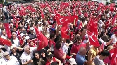 CHP'nin cumhurbaşkanı adayı İnce: 'Çocuklarımızın geleceği için önce uzlaşacağız' - SAMSUN
