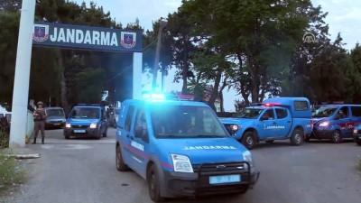 Drone destekli uyuşturucu operasyonu - İZMİR