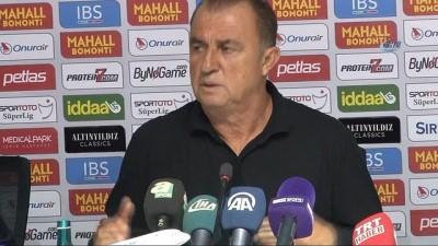 """Fatih Terim: """"İzmir'de şampiyon olmak benim için anlamlıydı"""" -2-"""
