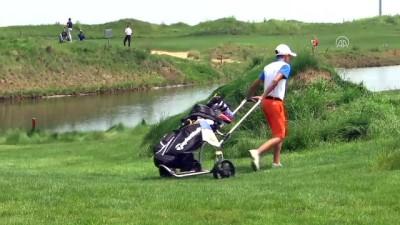 Golf: Aslı Nemutlu Türkiye Gençler Şampiyonası - SAMSUN