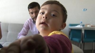 İHA'nın haberi Eymen bebeği sağlığına kavuşturdu