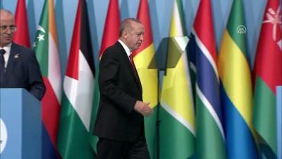 yardim kampanyasi - İİT İslam Zirvesi Konferansı Olağanüstü Toplantısı - İİT Genel Sekreteri Ahmed el-Useymin - İSTANBUL