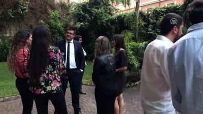 İtalya'da 19 Mayıs resepsiyonu - ROMA