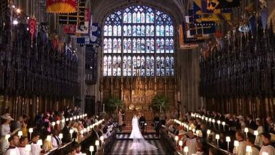 - Kraliyet düğününden en özel anlar