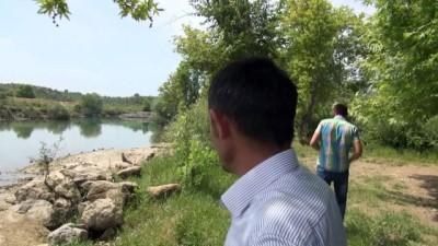 seyhler - Manavgat Irmağı'nda akıntıya kapılan çocuk kayboldu - ANTALYA