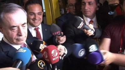 Mustafa Cengiz: 'Cefayı futbolcular ve teknik heyet çekti'