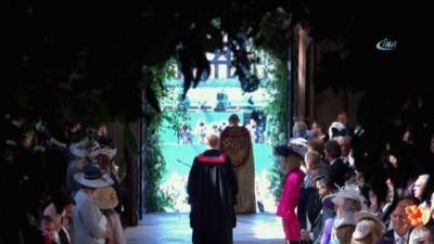 - Prens Harry Ve Markle Evlendi - İngiltere'de Yılın Düğünü