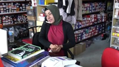 Sanayi sitesinin yedek parçacı kadınları - BALIKESİR