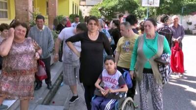 TDV'den Arnavutluk'ta ramazan yardımı - TİRAN